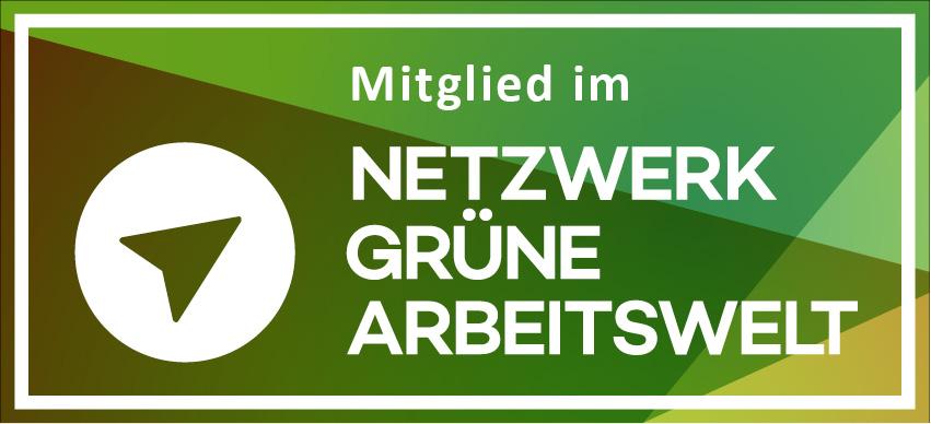 GUYF ist Partner des Netzwerks Grüne Arbeitswelt